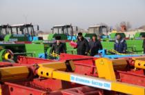 Около 200 единиц техники вручено по пилотному проекту в Жамбылской области