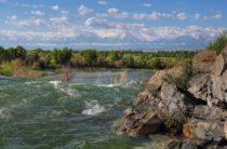 Реку Куркуреусу в Жамбылской области включат в перечень объектов межгосударственного водопользования