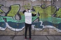 Три года грозит хулиганам, рисовавшим граффити в Таразе