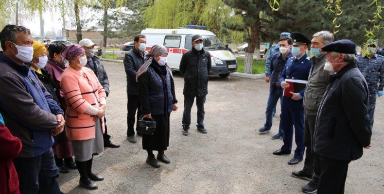 Всё должно быть по закону, решение примет суд — Бердибек Сапарбаев