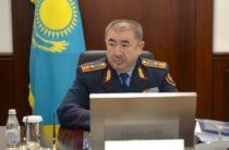 Полиция Казахстана перешла на особый режим службы