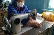 Шесть тысяч масок сшили для военнослужащих РгК «Юг»  и их детей мастера швейного цеха военной базы «Отар»
