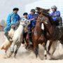 Кокпар и кудалык устроили жители жамбылского села, проигнорировав режим ЧП