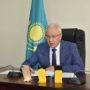 Ректор ТарГУ Махметгали Сарыбеков провел прямой эфир посвященный аттестации