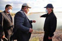 721 млн тенге направят на укрепление дамбы озера Акколь в Жамбылской области