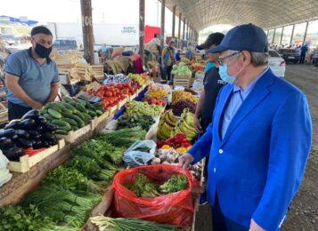 Почему нельзя покупать клубнику на рынке «Ауыл-береке»