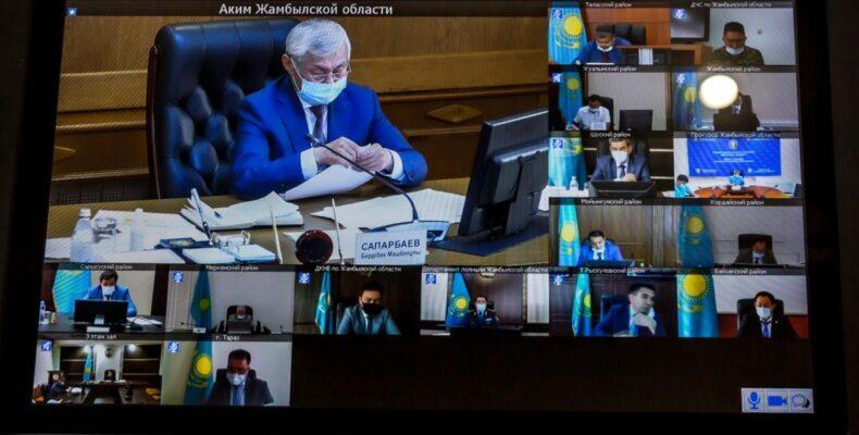 Как в Жамбылской области исполняют поручения Президента