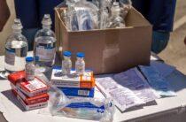 Инфицированным коронавирусом жамбылцам помогают неравнодушные земляки
