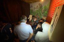 В Таразе владелец ресторана прятал посетителей от полиции
