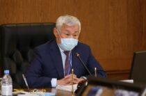 «Разбор полетов» устроил Бердибек Сапарбаев акимам районов и округов