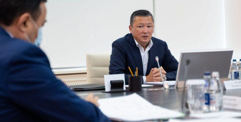 Тимур Кулибаев: Жамбылским бизнесменам нужна поддержка на государственном уровне