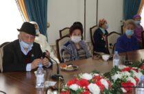 20 аксакалов в возрасте более ста лет проживают в Жамбылской области