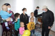 В Жамбылской области возводят дома для нуждающихся в жилье семей