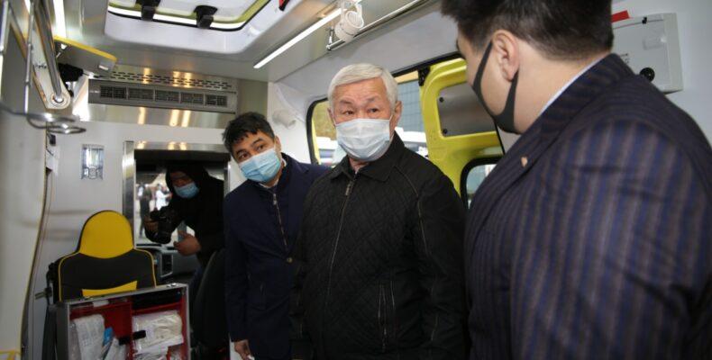 Жамбылская область в «зеленой зоне» пандемии