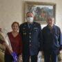 Жамбылские полицейские поздравили ветеранов следственных органов