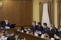 Бердибек Сапарбаев: нужно усилить карантинные требования