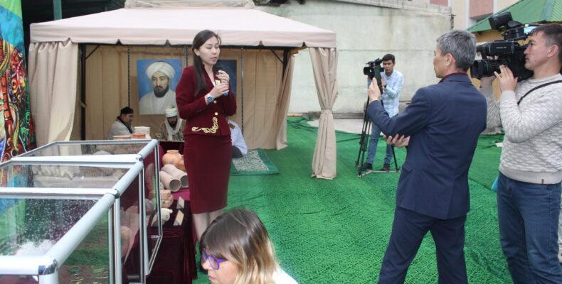 Нурлан Быкыбаев: Молодежь должна знать нашу древнюю историю