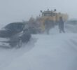 Жамбылские спасатели вызволили из снежных сугробов на трассах 140 человек
