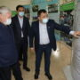 Аким области встретился с коллективами таласских предприятий