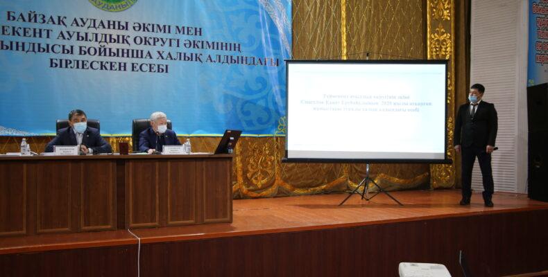 Каждая семья должна стремиться к тому, чтобы обеспечивать себя продовольствием – Бердибек Сапарбаев