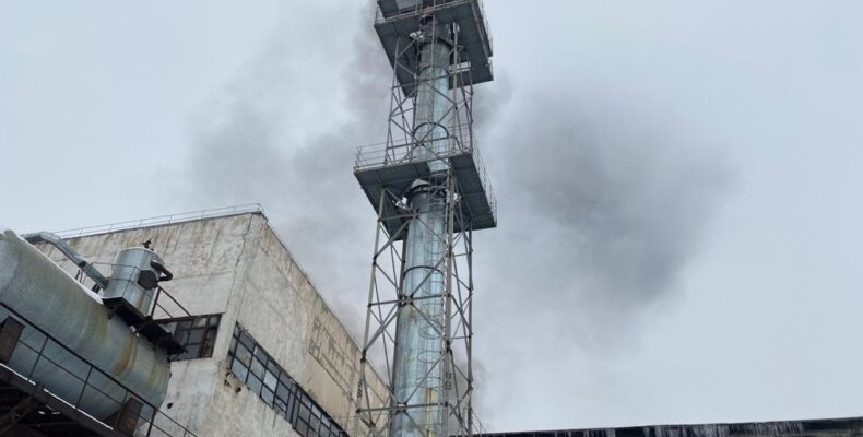 Жителям города Жанатаса подают тепло
