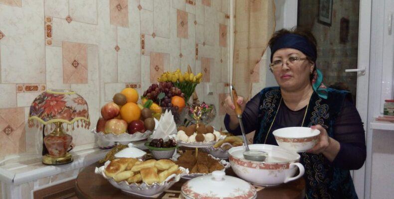 Бабушкины секреты вкусного наурыз-коже от Галии Кошекбаевой