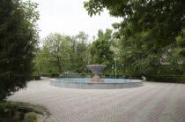В Таразе отреставрировали старинный фонтан