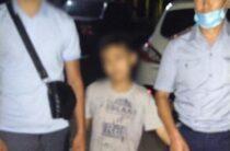 Обидевшегося на родителей ребенка двое суток искали жамбылские полицейские и волонтеры