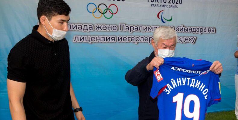 Победителям Олимпийских игр назначат специальную премию Жамбылской области