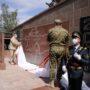 Мемориал воинам, выполнявшим интернациональный долг на таджикско-афганской границе, открыли в Жамбылской области
