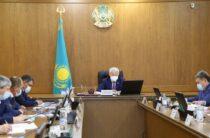 Бердибек Сапарбаев раскритиковал работу чиновников по уходу за зелеными насаждениями