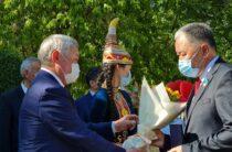 Парк здоровья открылся в Таразе