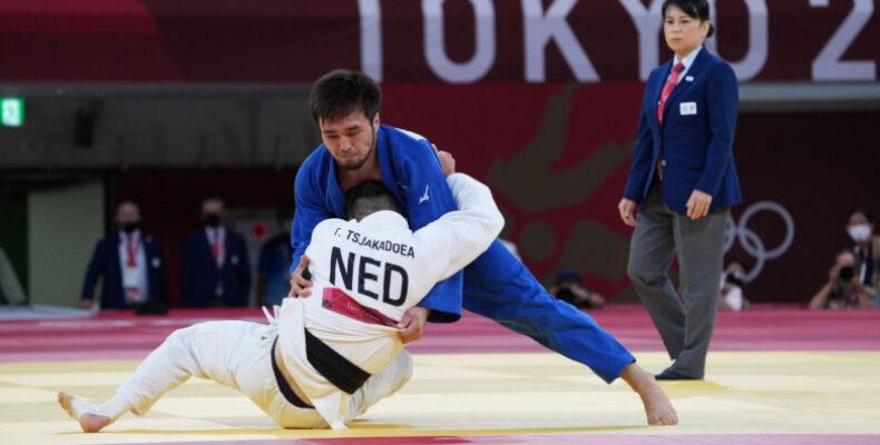 Жамбылская область первой внесла олимпийскую медаль в копилку сборной Казахстана