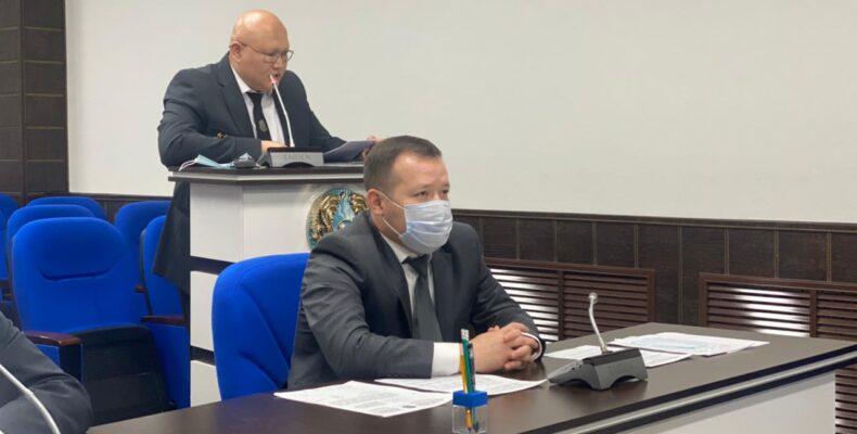Привлечь к ответственности должностных лиц министерства рекомендовала Антикоррупционная служба Жамбылской области