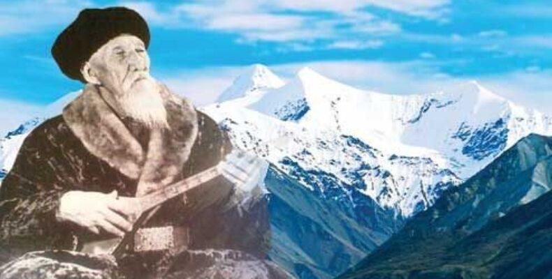 Знаменитые люди Кордая: продолжатель великих традиций казахских акынов Кенен Азербаев
