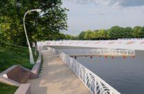 Канал Ушбулак в Таразе обретает новый облик