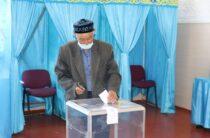 Старейший житель кордайского села Гусеин Наджафов пожелал процветания родному краю