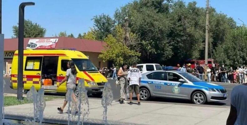 6 дней пролежало сообщение о «бомбе» на почте ТРЦ «МАРТ» в Таразе