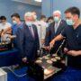 40 эндохирургических операций с применением передовых методик провели зарубежные специалисты в Таразе