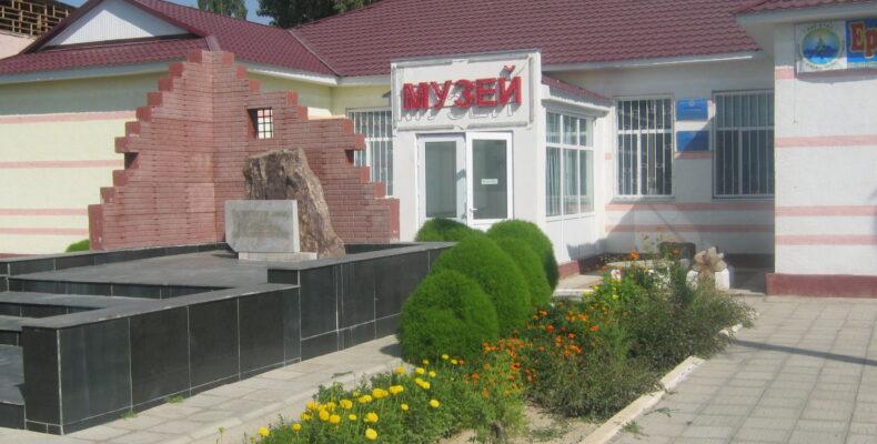 История Байзакского района – в музейных экспозициях