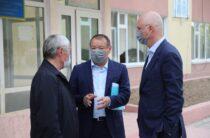 Правительственная комиссия во главе с Романом Скляром побывала на месте ЧС