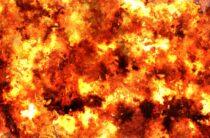 Ряд боеприпасов может гореть и взрываться — Минобороны о текущей ситуации в Жамбылской области