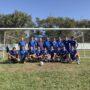 Товарищеская встреча по футболу с участием акимов районов состоялась в Жамбылской области