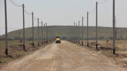 Около 2 тысяч жителей Жамбылского района будут обеспечены земельными участками