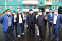 Вице-премьер Ералы Тугжанов с рабочей поездкой посетил Кордайский район