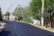 В Таразе приводят в порядок дороги