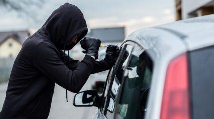 Кражу из автомобиля раскрыли жамбылские полицейские