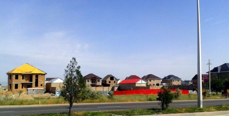 Более 5,5 тыс. земельных участков под ИЖС получат жители Тараза