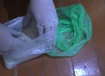 Жамбылдық полицейлер героин сатқан күдіктіні ұстады