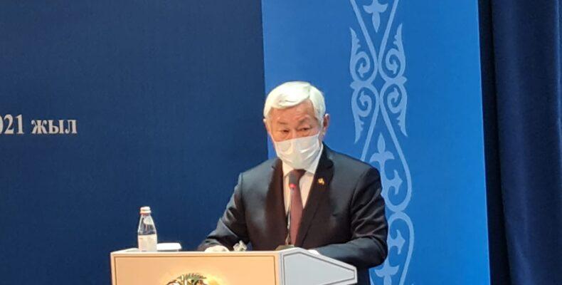 Проект «Мир и согласие»: предложено распространить опыт межэтнического согласия Жамбылской области